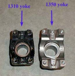1310 u-joint vs 1350 u-joint - softwaremonster info